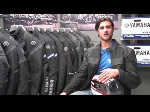 Yamaha Motorcycle Jackets by REV'IT!