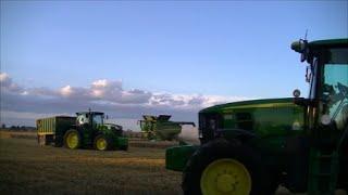 John Deere's biggest combine