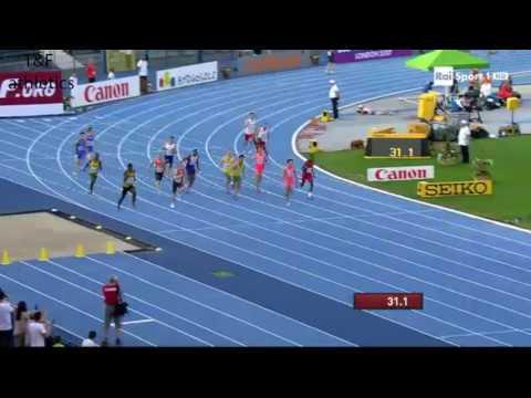 USA 38.93 WU20L wins 4x100m Relay Men's - World Junior Championships Bydgoszcz 2016