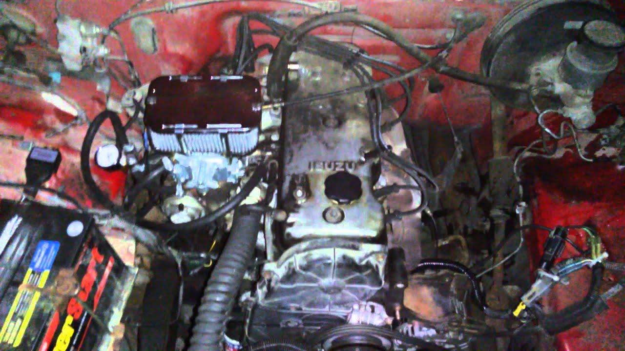 1992 Isuzu Pickup Motor Diagram - Wiring Diagram
