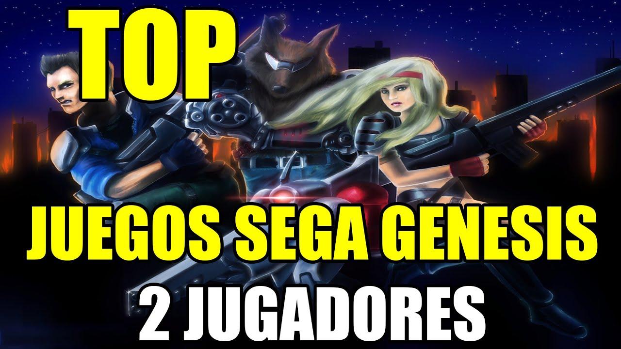 Top Mejores Juegos De Sega Genesis Para 2 Jugadores Divertidos Best Game Sega Multiplayer Youtube