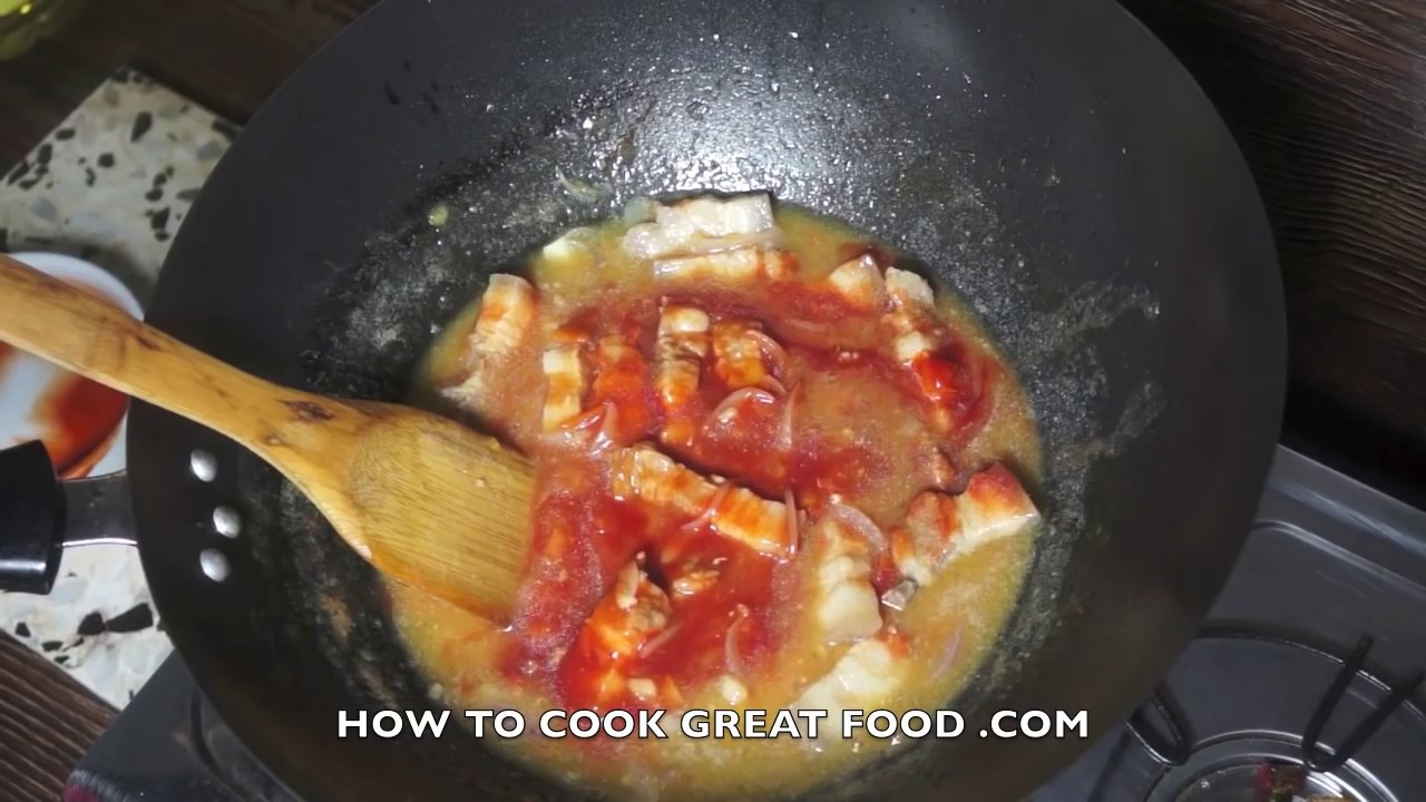 Paano magluto pinoy pork n beans recipe tagalog filipino youtube forumfinder Gallery