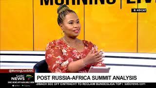 Russia-Africa Summit analysis