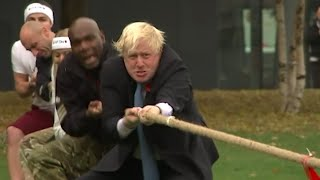 Boris Johnson's guide to debate success