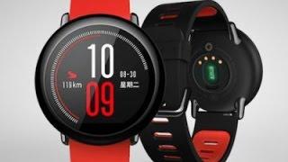 Обзор Huami Amazfit Watch - первые умные часы суббренда Xiaomi