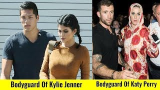 16 Celebrities and their Hot Bodyguards