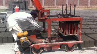 Concrete Block Making Machine Chiniot