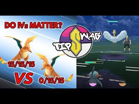 Do IVs matter in PvP? | Pokemon GO