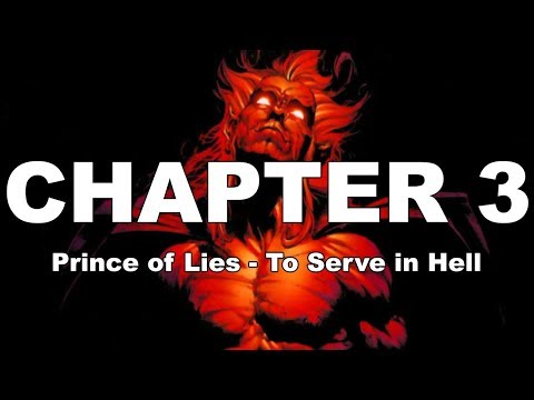 Blades - Chapter 3: Prince of Lies - To Serve in Hell - Marvel Contest Of Champions