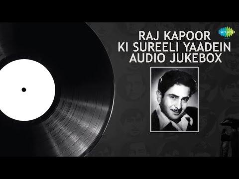 Raj Kapoor Ki Sureeli Yaadein  Hindi Movie Songs Instrumental  Audio Jukebox