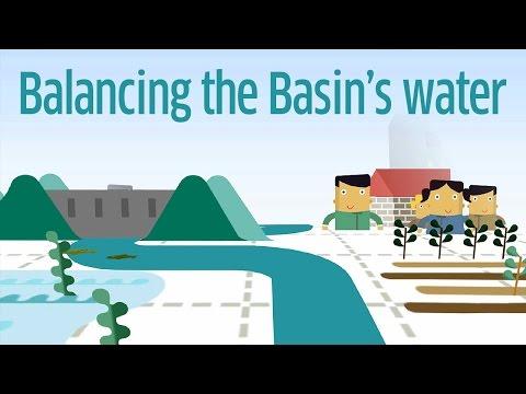 Balancing the Basin's water