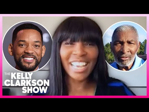 Download Venus Williams Talks Will Smith Playing Her Dad In 'King Richard'