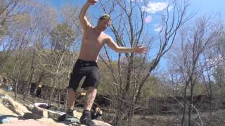 Peace Rock Cliff Diving