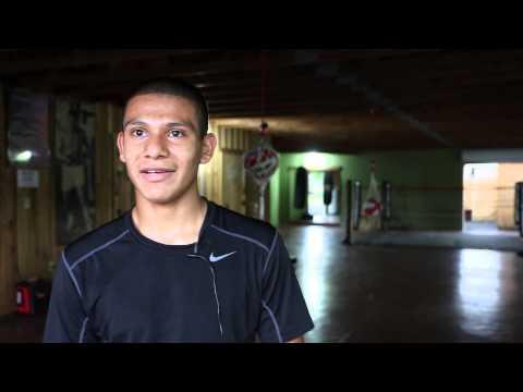 Manny Tarango- Pasco High School Boxer