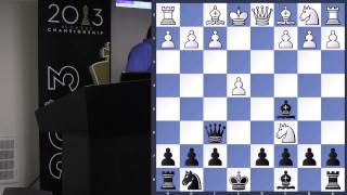 Doubled Pawns | Double King-Pawn Openings - GM Ben Finegold - 2013.08.08