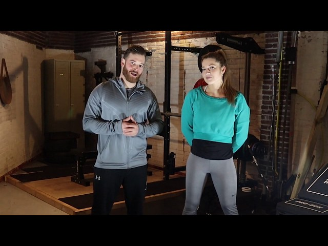 STAY STRONG AGAINST CORONA- HOME WORKOUT 1