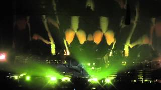 Rammstein - Sonne - Live Worcester, MA (April 29th, 2012) DCU Center 1080 HD