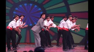 Ranbir Kapoor's Energetic Performance At Miss India 2017 Finale