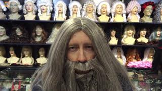 🐑 Купили ПАПЕ РОГА БАРАНА и парик мага КОСТЮМЫ для канала КАРТОНКА 🐏 Изнанка ВЛОГ