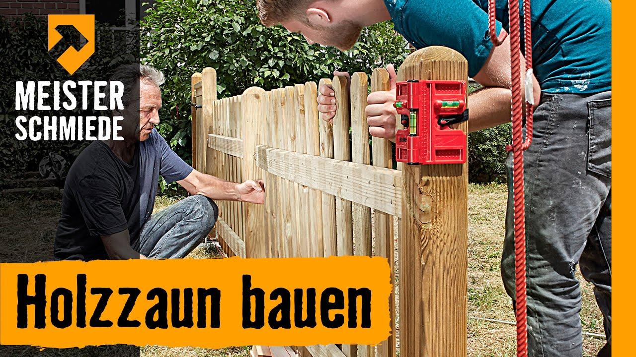 Den Richtigen Gartenzaun Auswahlen Hornbach