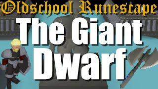 OSRS The Giant Dwarf Quest Guide
