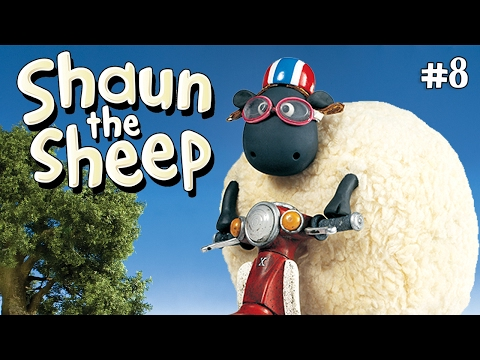 Shaun the Sheep -  Troublesome Tractor S1E13 (DVDRip XvID)