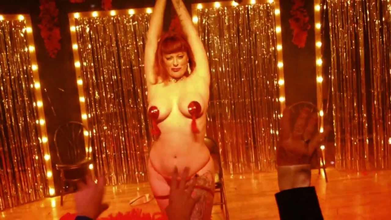 Burlesque Nude Video 119