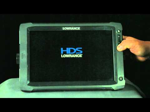 How to Calibrate the Touchscreen on Lowrance® HDS® Gen2 Touch