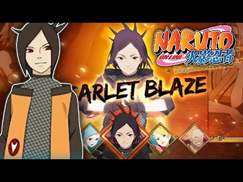 NEW NARUTO GAME! Naruto Online MMORPG Gameplay First Impressions!