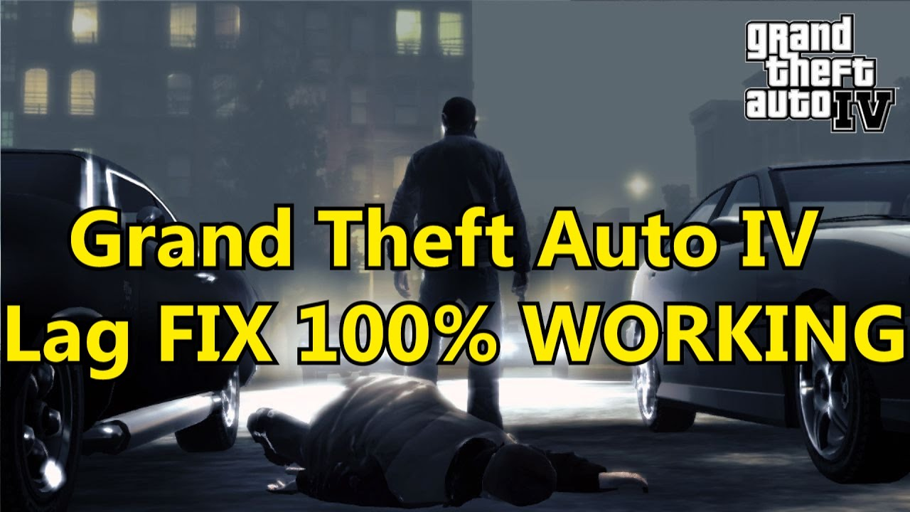 Grand theft auto iv.
