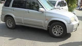 Траектории движения пересеклись у двух автомобилей на Русской