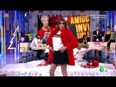 Anna Simon deslumbra con su regalo del amigo invisible y Cristina Pedroche es sancionada thumbnail