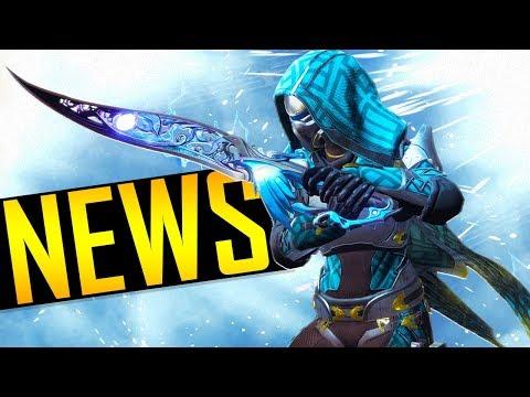 Destiny 2 - MASSIVE NEWS UPDATE!