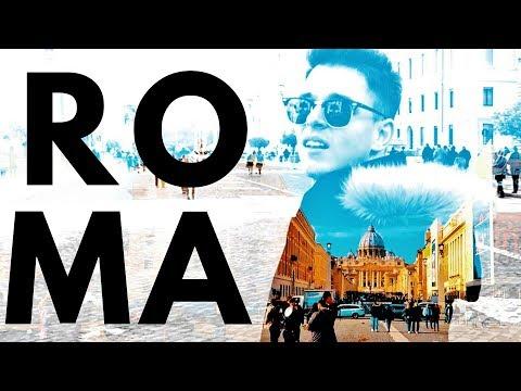 TRAVEL VLOG 06 I Roma - Manente e o local: Elia