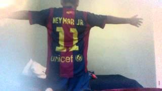 Neymar original shirt