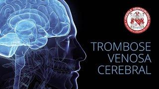 Venosa séptica cerebral de tratamento trombose