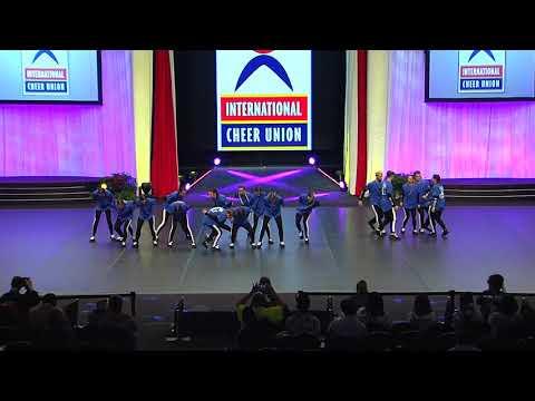 Italy [2018 Team Cheer Hip Hop Semis]
