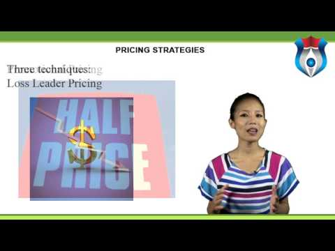 PRODUCT PRICING