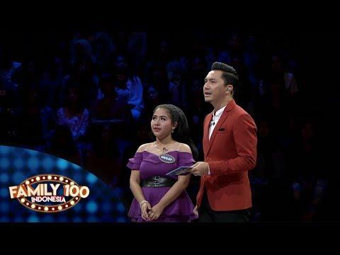 Berapa total hadiah yang bisa dibawa pulang oleh tim Pretty Woman? – PART 4 – Family 100 Indonesia