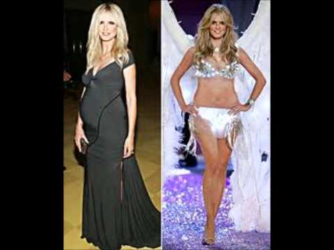 Eat & Workout like a VS Angel Heidi & Miranda