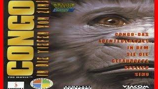 """Congo the Movie - In die Tiefen von Zinj 1995 PC """"Deutsch/German"""" (Congo - Descent into Zinj)"""