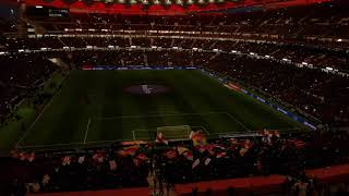 Atletico Madrid - Athletic Bilbao 3:2 start of the match