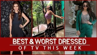 Jennifer Winget, Divyanka Tripathi, Karishma Tanna : TV's Best and Worst Dressed of the Week