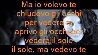 Giusy Ferreri  Ma Io Volevo Te!