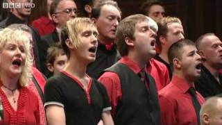 The Choir: Unsung Town -  Episode 2 Highlight - Choir perform Hallelujah - BBC Two