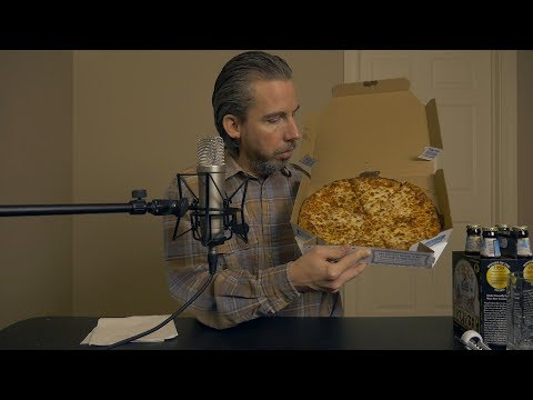 Let's Eat! Domino's Pizza (with Virgil's Root Beer) | ASMR