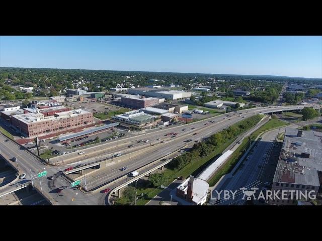 Michigan Drone Marketing | Fly By Marketing | Grand Rapids