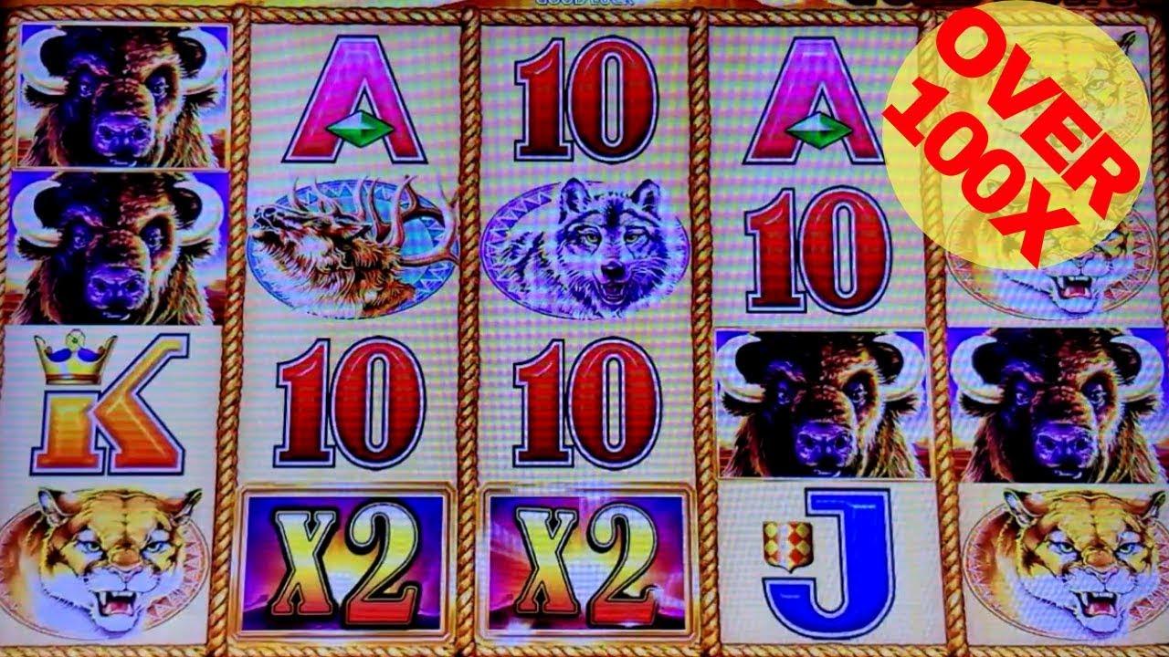 Play Free Buffalo Slots