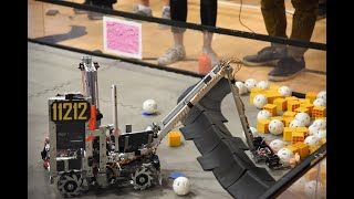 2019 New Year FLL & FTC Robotic Scrimmage | We Impact