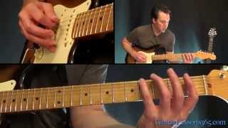 Don't Stop Believin' Guitar Lesson - Journey - Chords